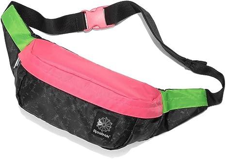 reebok waist bag pink