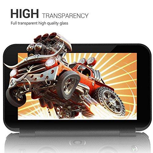 KuGi GPD Win Screen protector,9H Hardness HD clear Tempered Glass Screen Protector for GPD Win smartphone(Clear) Photo #6