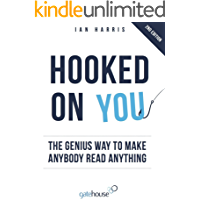 Hooked On You: The Genius Way to Make Anybody Read Anything (English Edition)