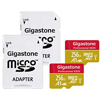Amazon.com: Micro SD A1 4K paquete de 2: Computers & Accessories