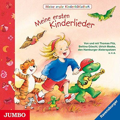 Meine ersten Kinderlieder: Meine erste Kinderbibliothek