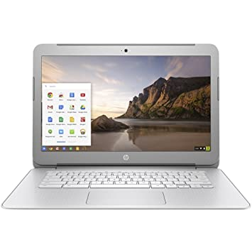 Review Newest HP 14-inch Chromebook