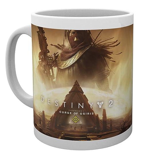 GB eye, Destiny 2, Curse of Osiris, Taza: Amazon.es: Hogar
