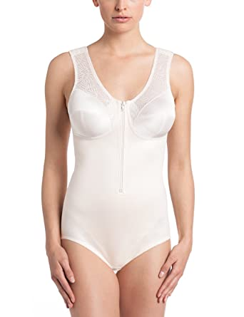 9f33e04fd9 Anita Comfort Women s Comfort Relief Corselette Mylena Bodysuit  Anita   Amazon.co.uk  Clothing