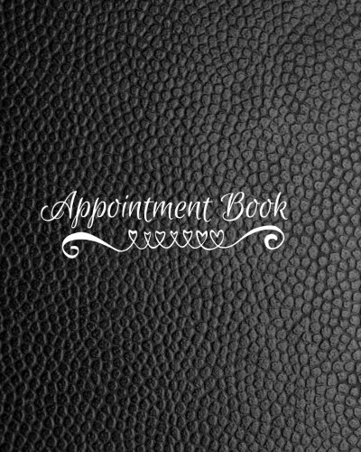 appointment book 2017-2018 for salon buyer's guide for 2020