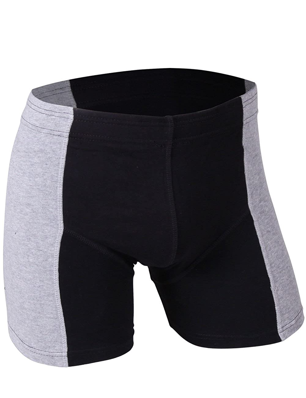 Godsen Mens Quick Dry Classic Breathable Boxer Brief Assorted Colors