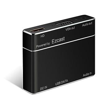 allblue S8 de Pro Screen Mirroring pantalla Ezcast Dongle portable ...