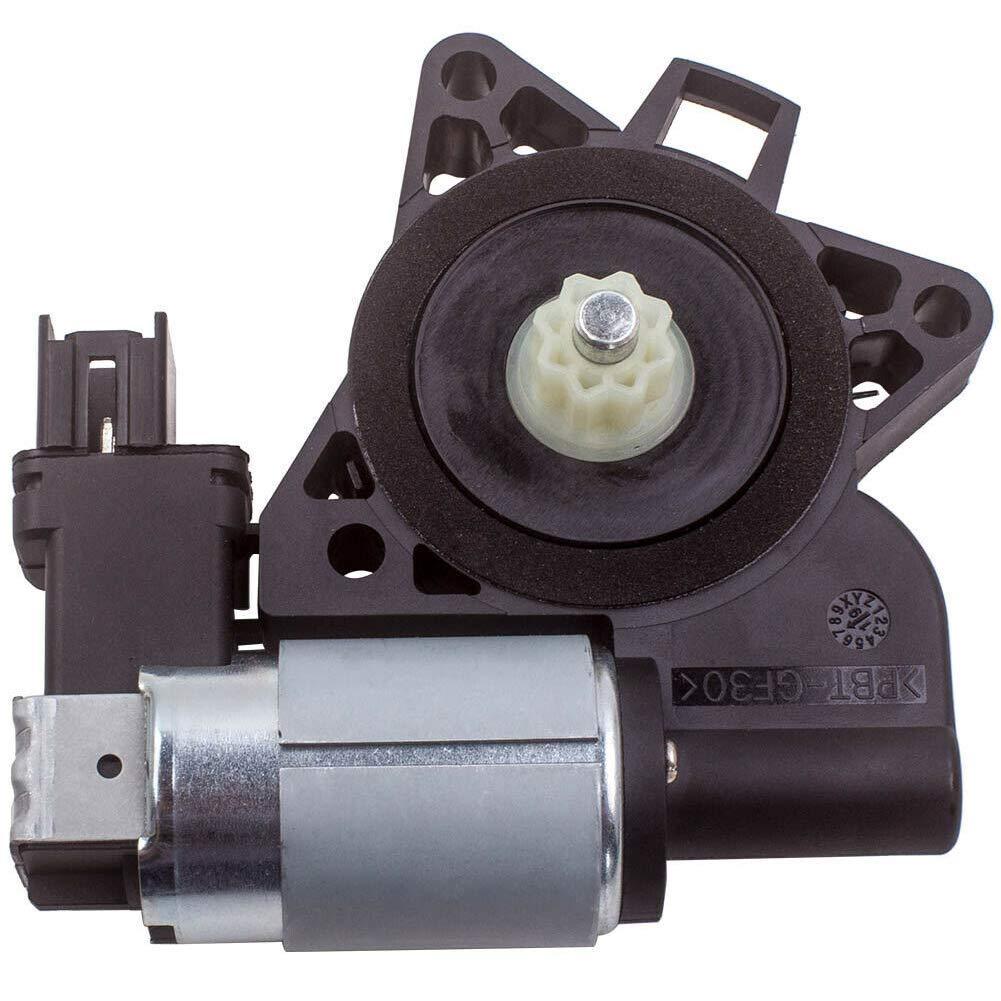 Type 801 como Imagen Mostrar Ganquer Poder Lado Conductor Piezas de Recambio Ligero Duradero Elevalunas Motor del Regulador para Mazda 3 5 6