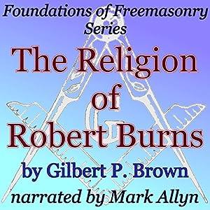 The Religion of Robert Burns Audiobook