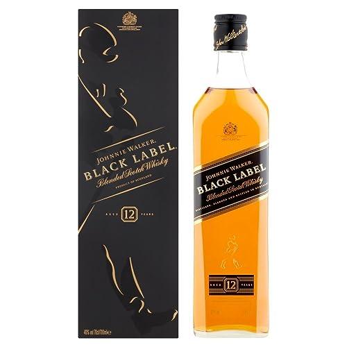 Johnnie Walker Black Label, 70cl: Amazon.co.uk: Prime Pantry