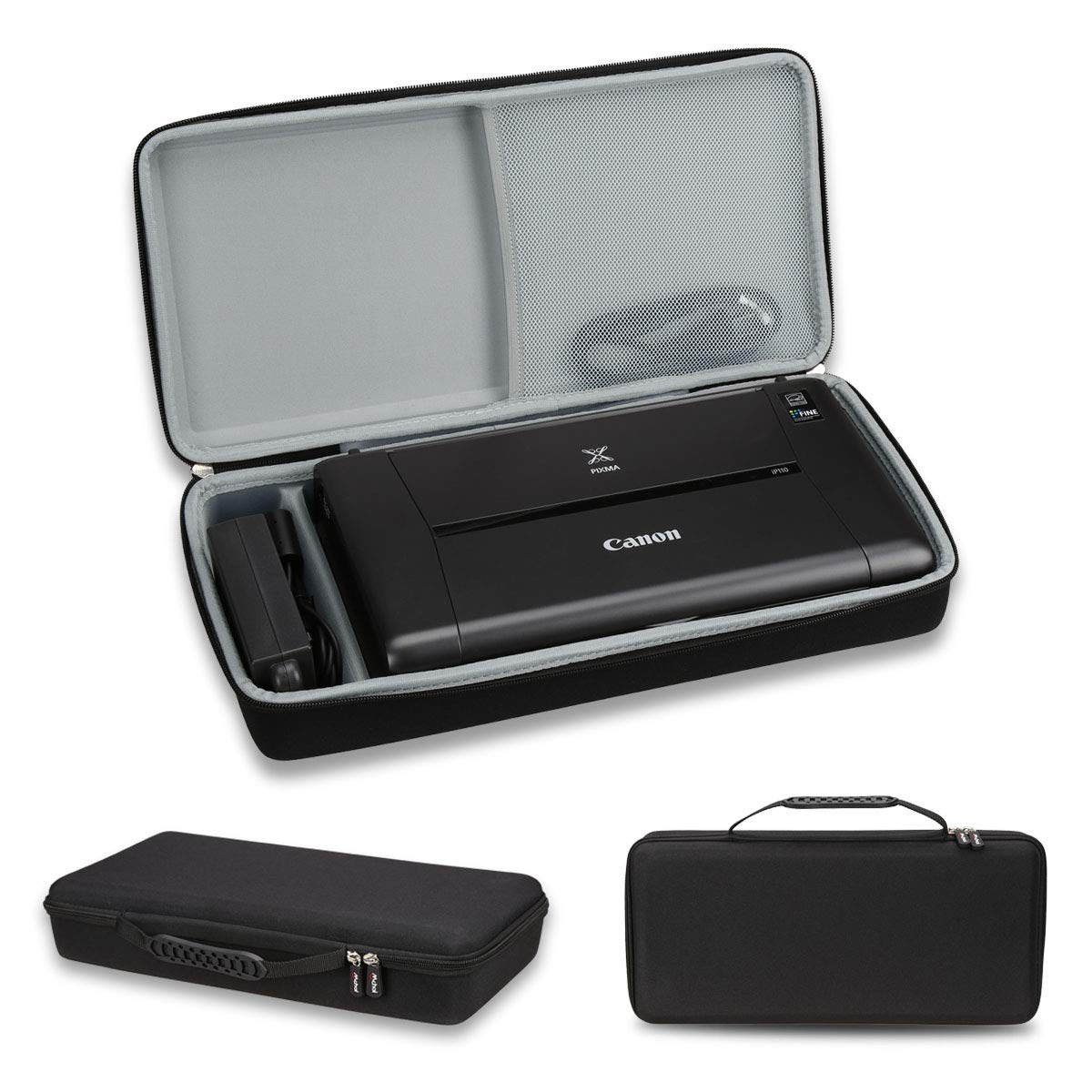 Mchoi Hard Portable Case Fits for Canon PIXMA iP110 Mobile Printer by Mchoi (Image #1)