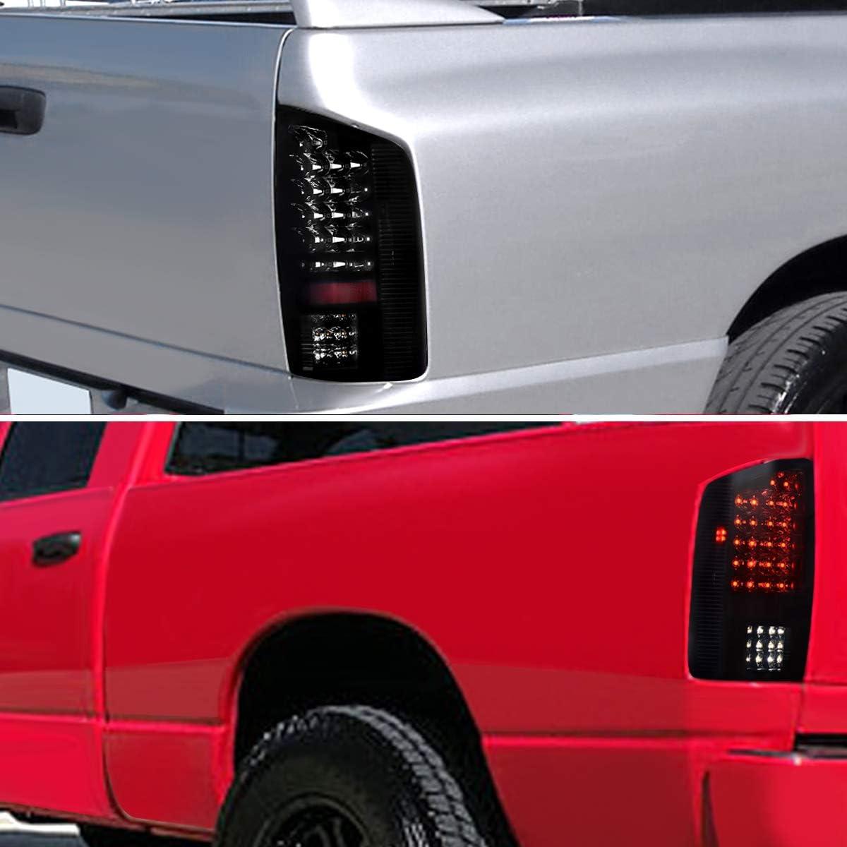 altany-zadaszenia.pl 2003-2006 Dodge Ram 2500 3500 Black Housing ...