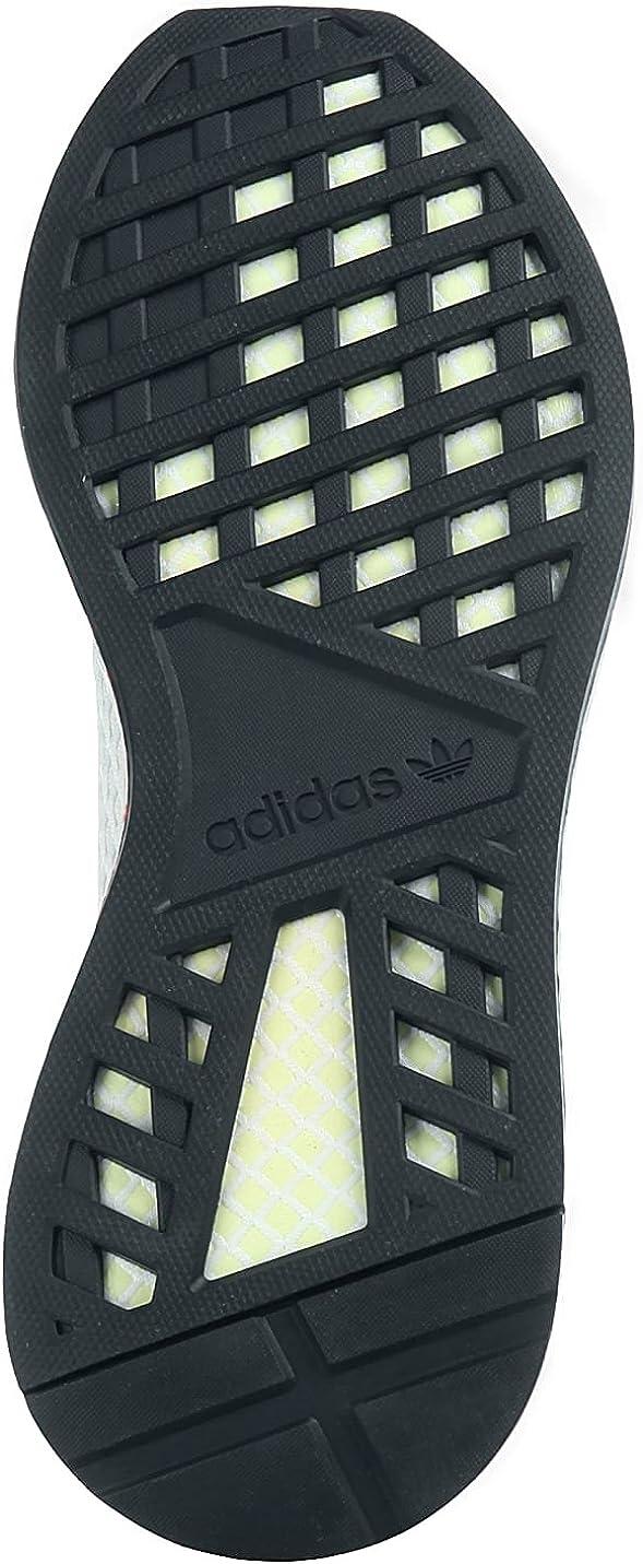 Adidas Deerupt Runner White Black Black White