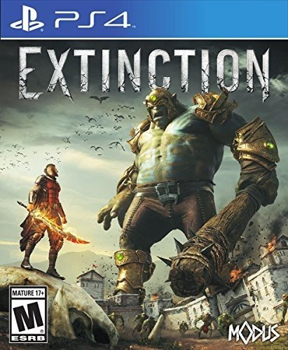 Extinction, Maximum, PlayStation 4, 814290014254