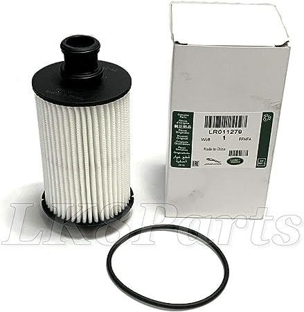 Genuine Land-Rover Oil Filter LR011279