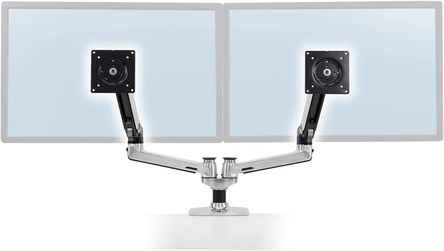 ERGOTRON 60-589-060  QUICK RELEASE LCD BRACKET.ALLOWS QUICK REMOVAL AND CONNE...