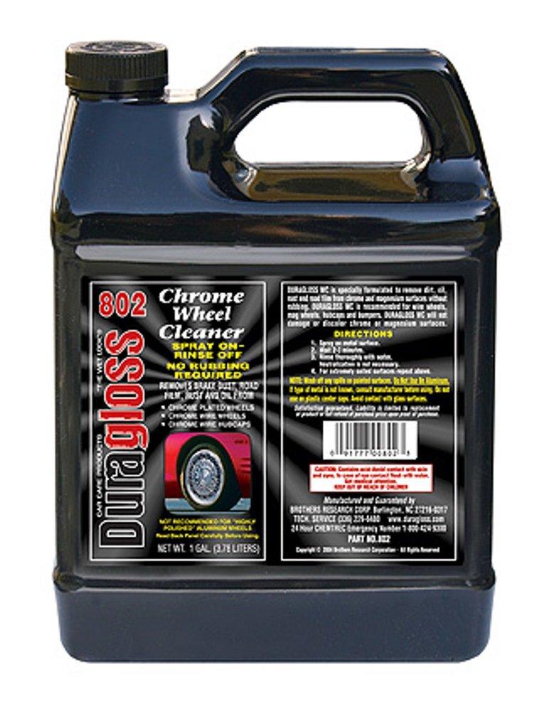 Duragloss 802 Chrome Wheel Cleaner - 1 Gallon