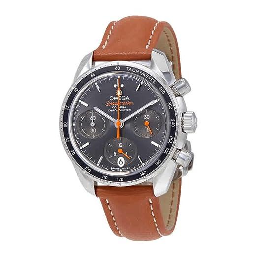 53302acf78f8 Omega Speedmaster Chronograph Automatic Mens Watch 324.32.38.50.06.001   Amazon.co.uk  Watches