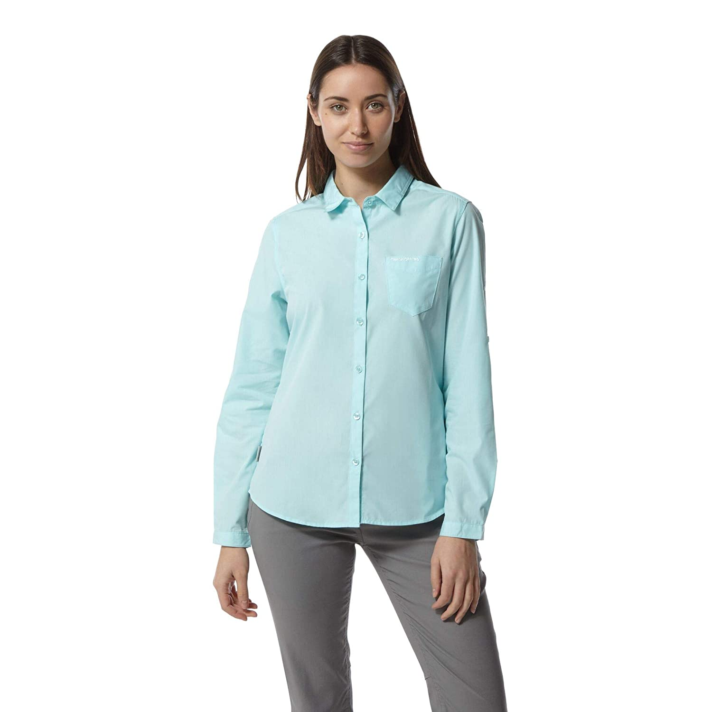 Craghoppers Damen Kiwi Long T-Shirt