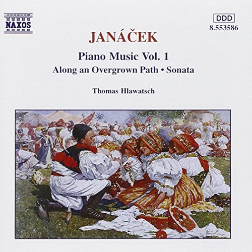 UPC 730099458627, Leos Janacek: Piano Music, Vol. 1