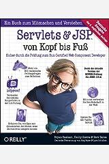 Servlets and JSP von Kopf bis Fuß Paperback