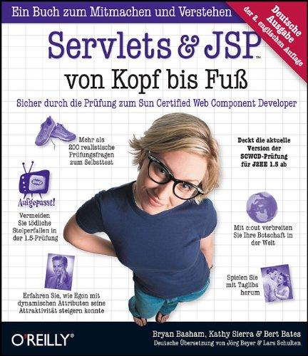 Servlets & JSP von Kopf bis Fuß Taschenbuch – 1. Oktober 2008 Bryan Basham Kathy Sierra Bert Bates 3897218739