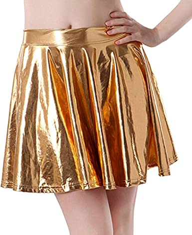 TIFIY Leeveless polainas - Rosa - para Mujer Oro S: Amazon.es ...