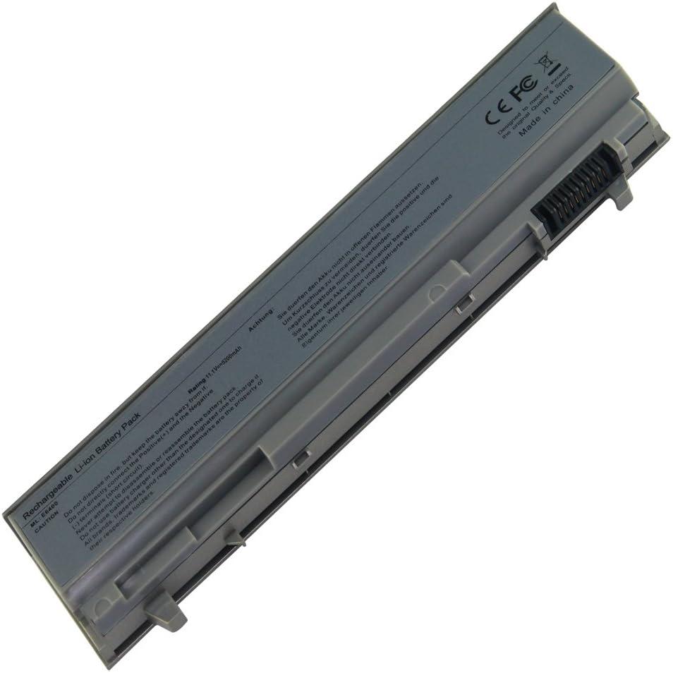 DEE6400-6 - Laptop Battery For Dell Latitude E6400 E6410 E6500 E6510 Precision M2400 M4400 M4500 P/N's: 4M529 KY265 PT434 312-0749