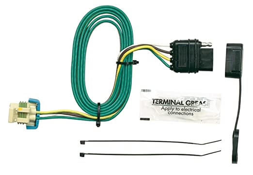 61Gu3Tj4yAL._SX522_ amazon com hopkins 11141405 plug in simple vehicle wiring kit 2005 Buick Rendezvous Problems at arjmand.co