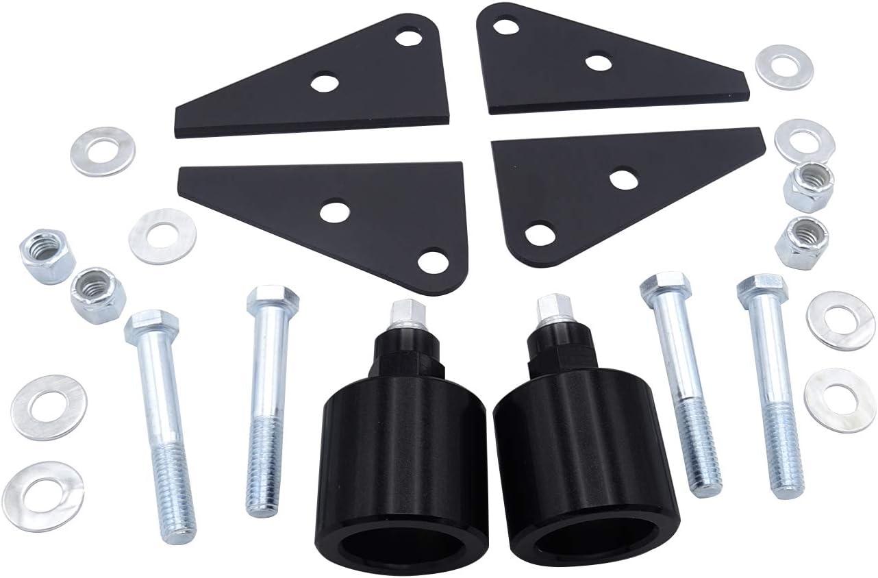 Fit Polaris Sportsman 500//570//600//700//800 2inch Lift Rear Risers Leveling Kit