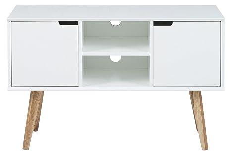 Credenza De Madera Moderna : Ac design furniture credenza mariela amazon casa e cucina