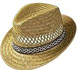 Harvest Straw Hat (59 cm - Natural)