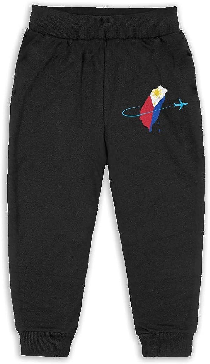 ELCW37K Kids /& Toddler Pants Soft Cozy Baby Sweatpants Dog Hair Dont Care-1 Fleece Pants Training Pants