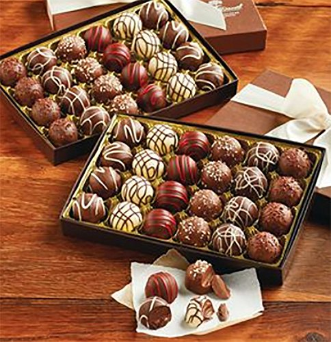 (Harry and David Deluxe Signature Chocolate Truffles)
