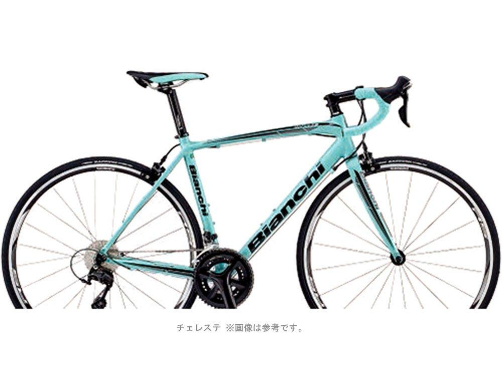 BIANCHI(ビアンキ) CYCLE 2018 IMPULSO TIAGRA(2x10s)ロードバイク チェレステ B00IUHGDQA53