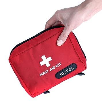 botiquin de primeros auxilios coche