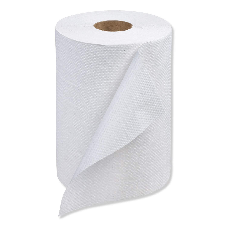"24-Pack Tork Universal Hardwound Paper Roll Towel,1-Ply 7.87/"" Width x 350/' Leng"
