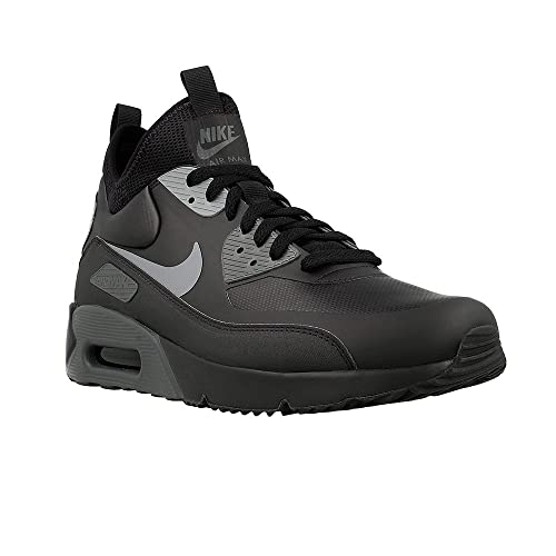 : Nike Mens Air Max 90 Mid Winter Sneakerboots