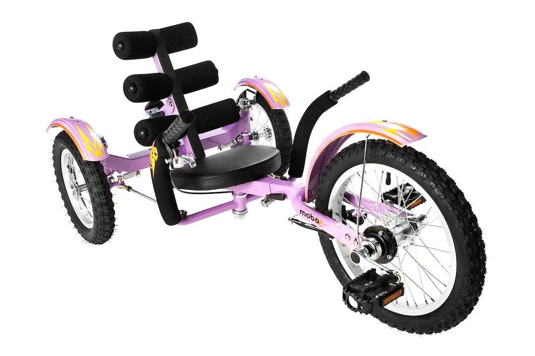 Mobo Mobito (Purple) Cruise in Style (16'')