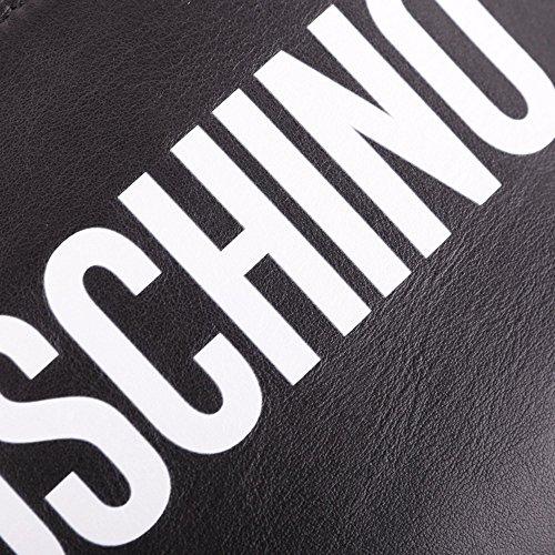 unique noir pour taille Sac main Moschino Noir femme à WHX1q4n0