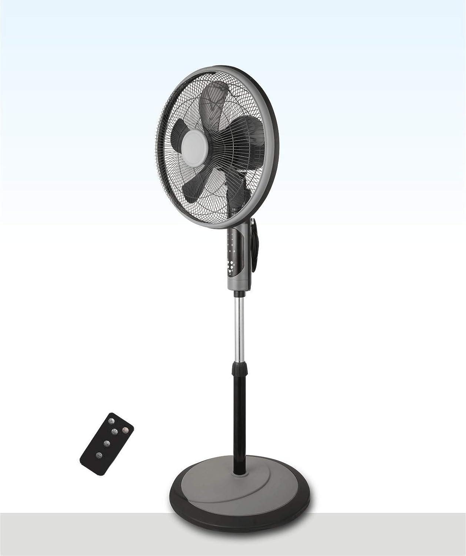 OLA Nova 3D Maximum Air Circulation Standing Fan 16 inch with Remote Control