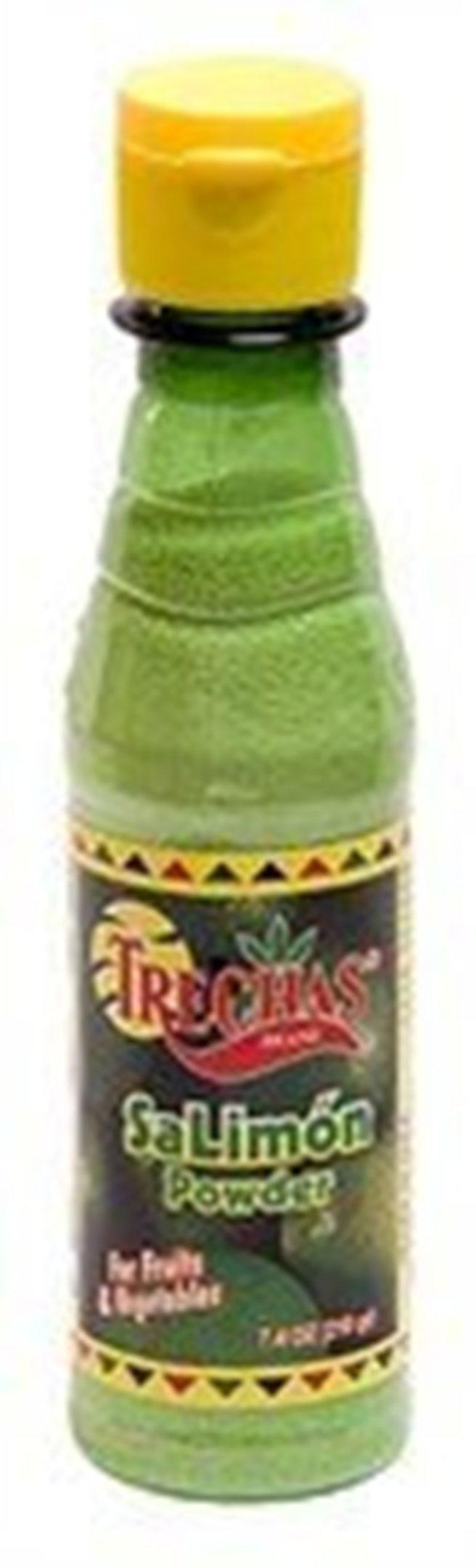 Trechas Fruit & Vegetable Seasoning SaLimon Powder - 7.4oz (2 Pack) by Fruit Seasoning (Image #1)