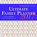 Ultimate Family Planner 2017 Square W...