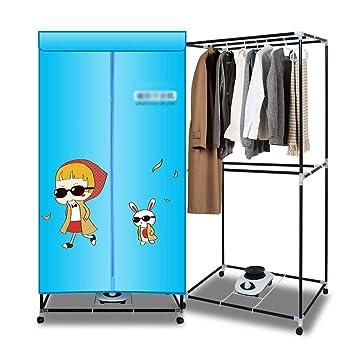 Secador de alta potencia, Aire acondicionado para interiores Secadora eléctrica Inteligente Automático Sincronización Silencio Aire rápido Seco Acero ...
