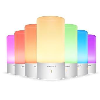 Neuma Smart Nachttischlampe Led Schreibtischlampe Dimmbar
