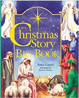 Image result for The Christmas Story big book by Anita G