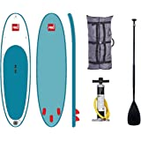 Red Paddle Co ISUP Set 10.6' inkl. Paddel Familienboard TenSix Surfer RedAir SUP Board