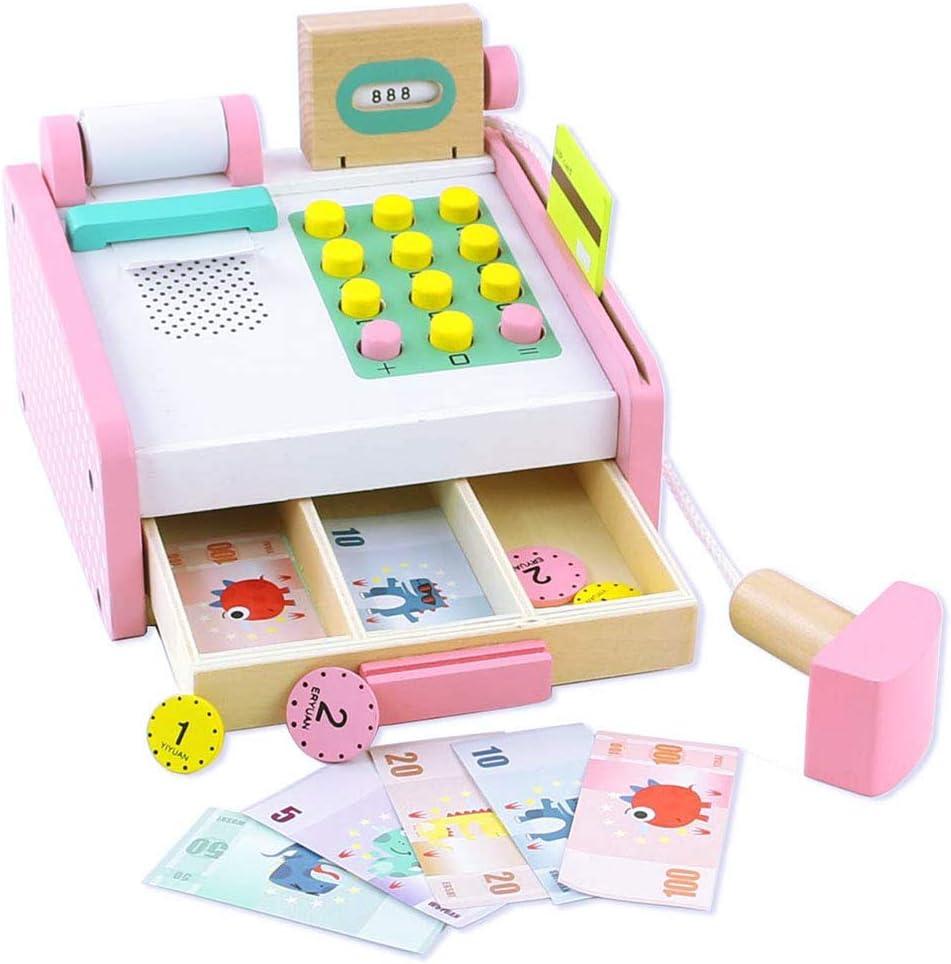 BovoYa Juguetes para niños a Caja registradora, simulación de ...