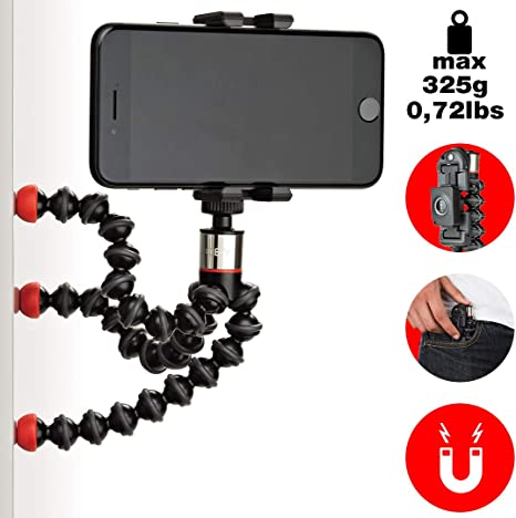 JOBY GripTight One GP Magnetic Impulse: Amazon.es: Electrónica