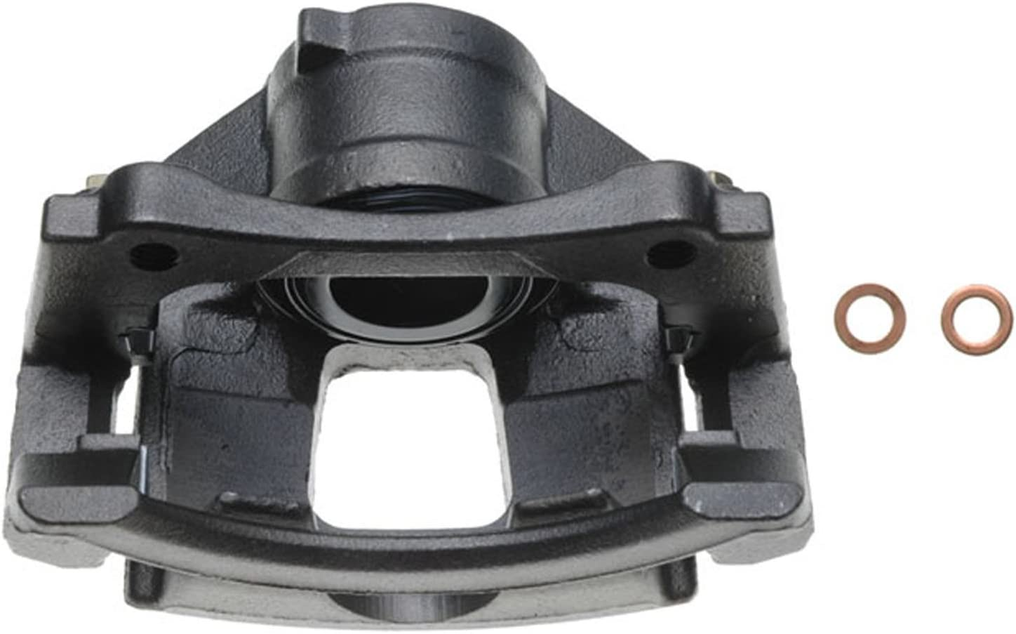 Remanufactured ACDelco 18FR1873 Professional Durastop Front Driver Side Disc Brake Caliper Assembly without Pads Friction Ready